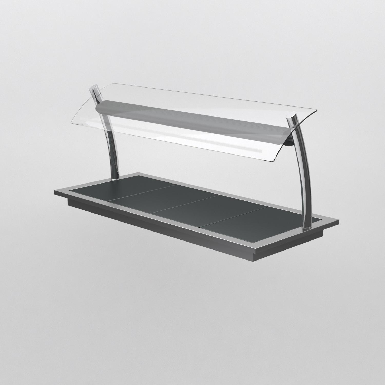 da vinci - DHCGH4-GO - Ceramic Glass Hotplate