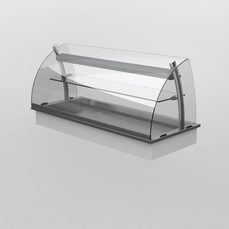 da vinci - DHDL4-GO - Heated Display Deli