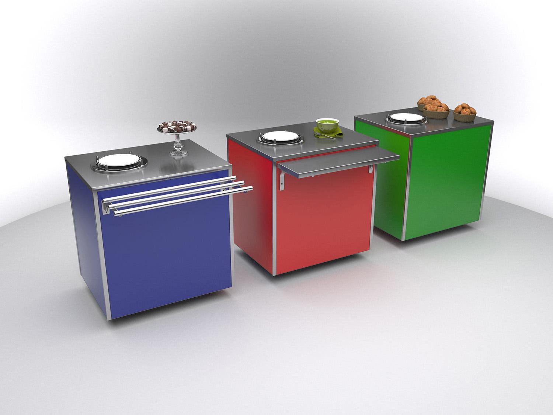 imobile - Single Plate Dispensers