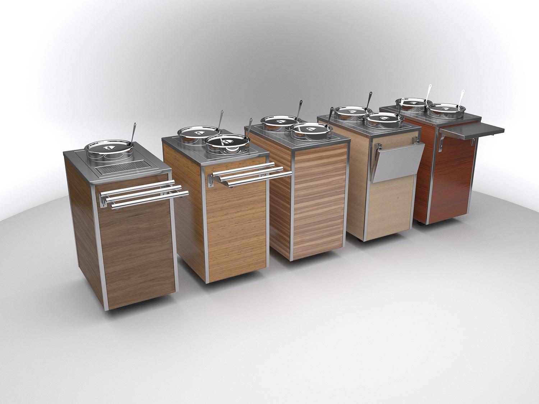 imobile - Soup Dispensers