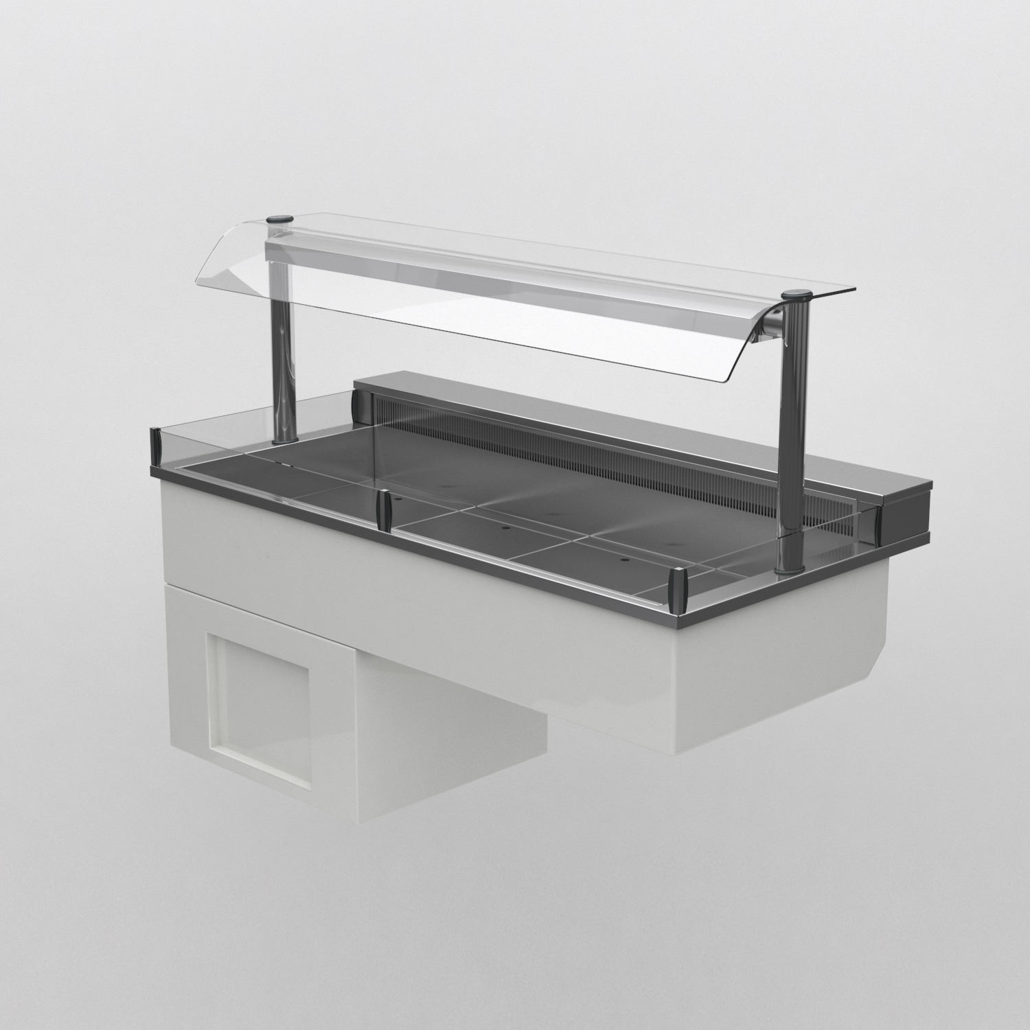 integrale - ICDK4-GO - Chilled Display Deck