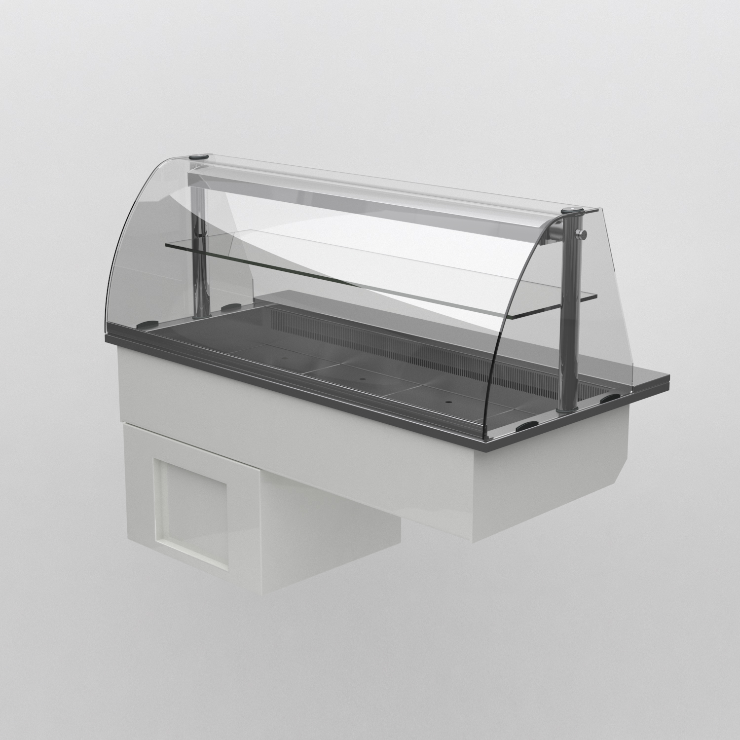 integrale - ICDL4-GO - Chilled Display Deli