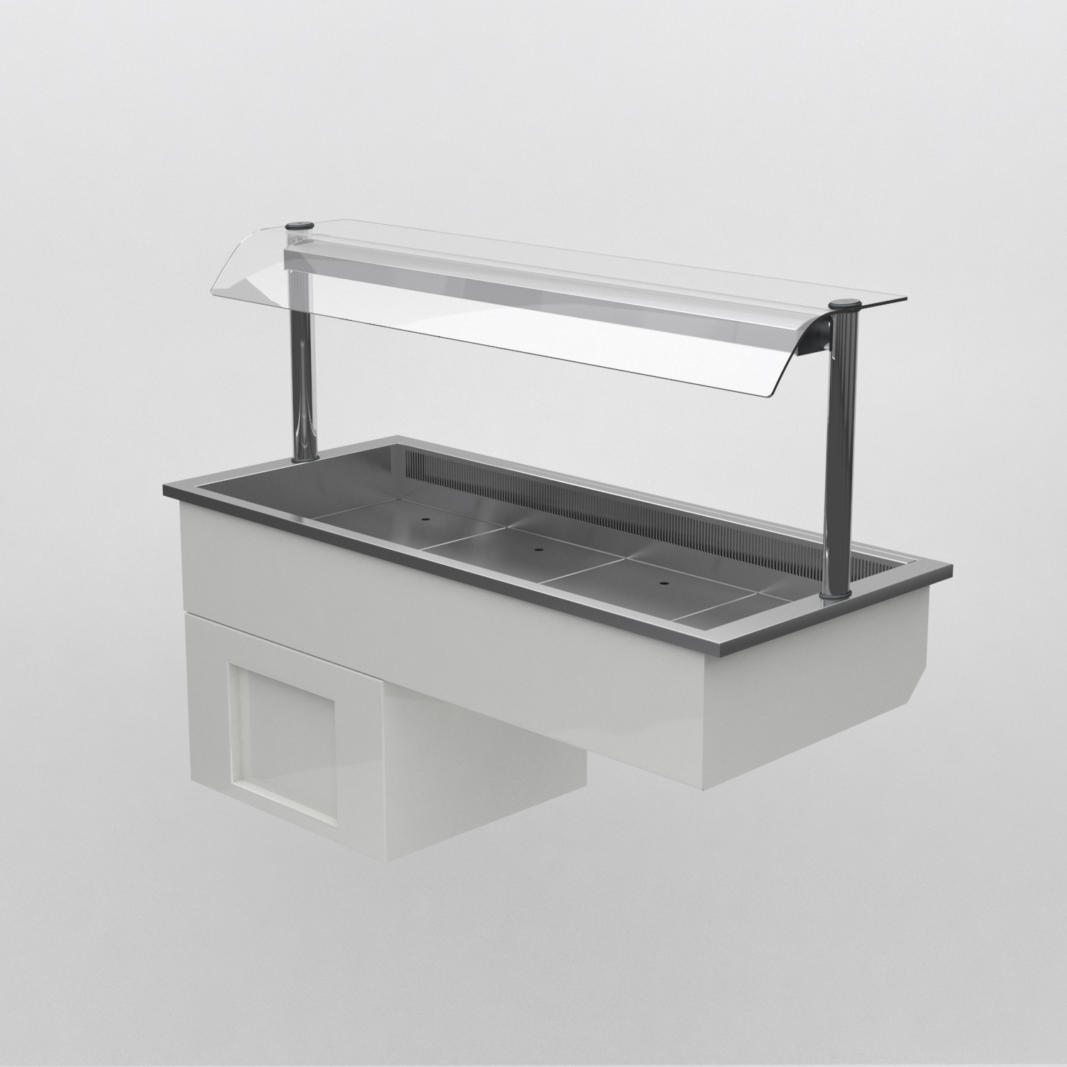 integrale - ICW4-GO - Chilled Display Well