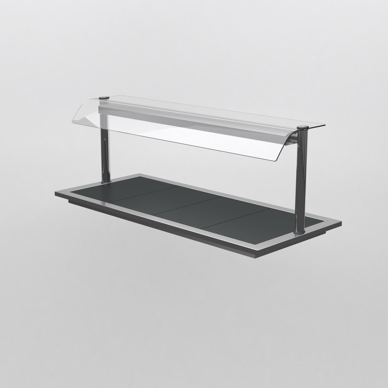 integrale - IHCGH4 - Ceramic Glass Hotplate