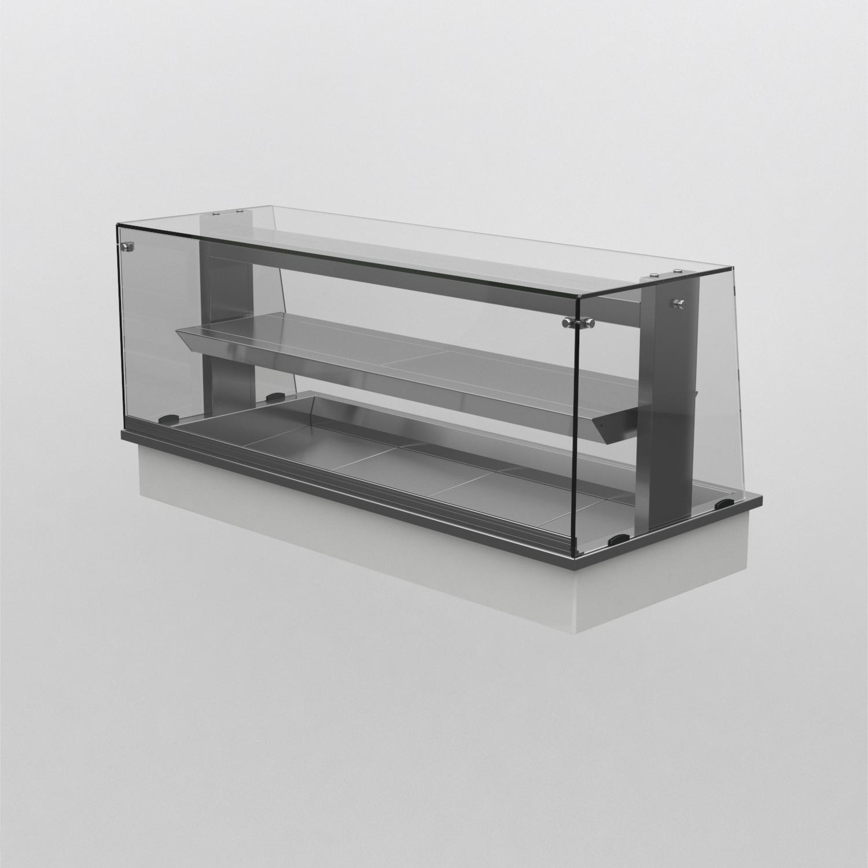 manhattan - MHDL4-GO - Heated Display Deli
