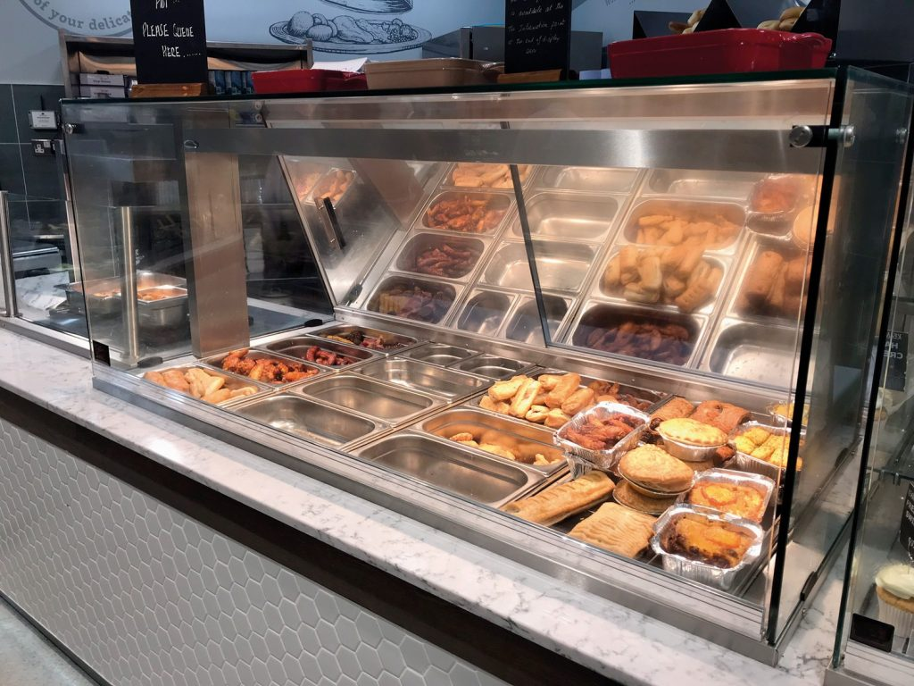 Hot Food Counter Health And Safety The Facts Counterline